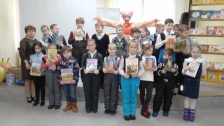 1А принял участие в акции «Дарите книги с любовью»