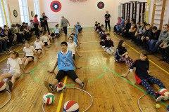 В Мончегорске для детей - инвалидов прошел праздник «Физкульт-Ура!»